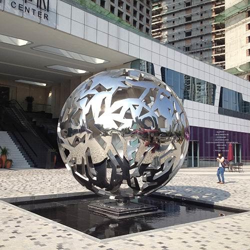 不锈钢雕塑 KS-618
