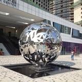 不锈钢雕塑-165 -S-618