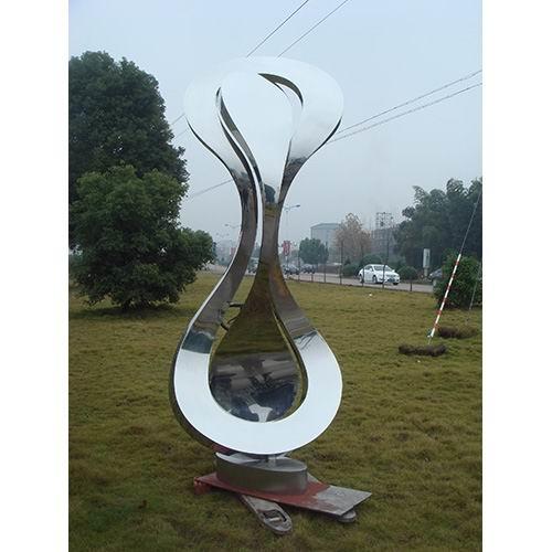 不锈钢雕塑 KS-2031