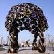 植物雕塑-26-S-875