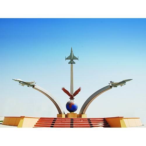 部队雕塑 KS-531