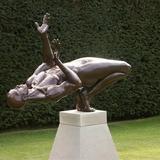 铜雕塑 -kS-824