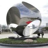 不锈钢雕塑-70 -S-507