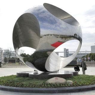 不锈钢雕塑-70-S-507