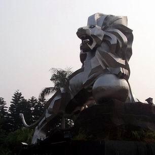 企业雕塑 KS-601