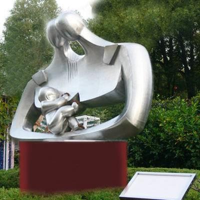 不锈钢雕塑 KS-693