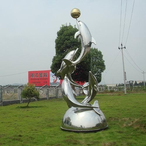 不锈钢雕塑 KS-2062