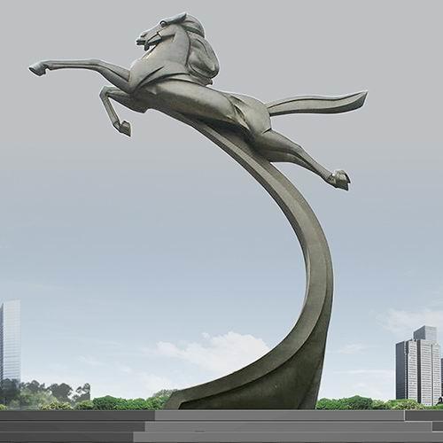 动物雕塑-19-S-606