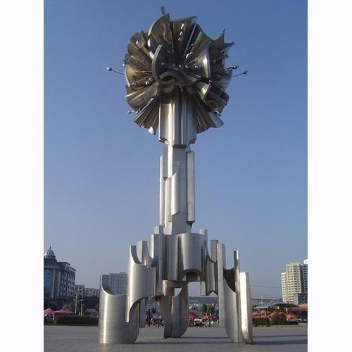 不锈钢雕塑 KS-674