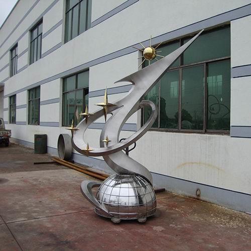 不锈钢雕塑-118-S-567