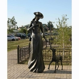 人物雕塑-31 -S-723
