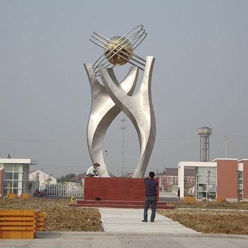 不锈钢雕塑 KS-576