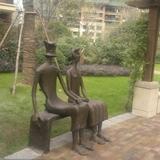 爱情雕塑-9 -S-904