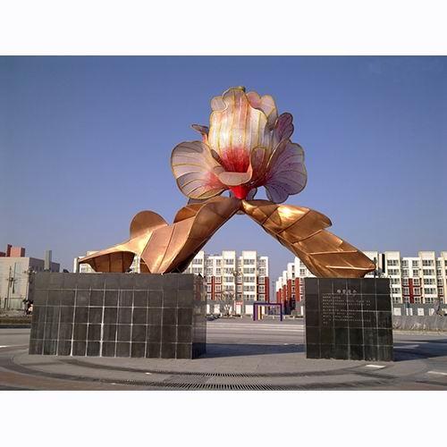 不锈钢雕塑-155-S-608