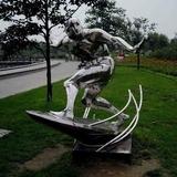 不锈钢雕塑-137 -S-590