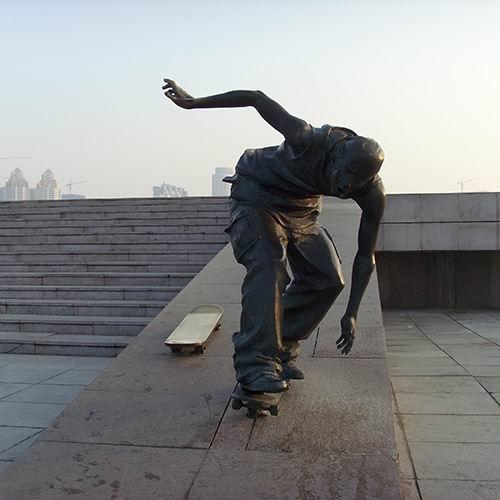 铜雕塑-111-S-763