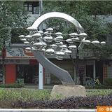 不锈钢雕塑-39 -S-287