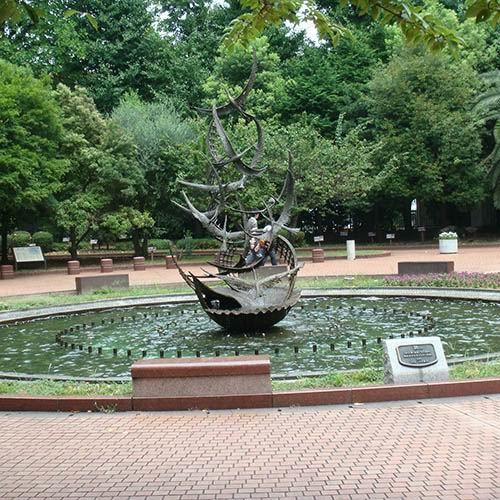 喷泉雕塑-4-S-1106