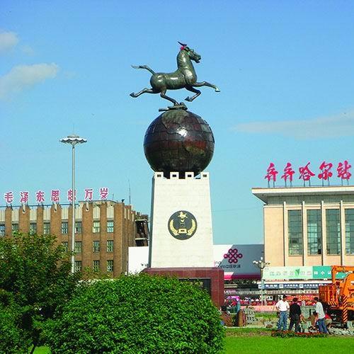 政府雕塑 KS-708