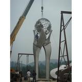 不锈钢雕塑-35 -S-242