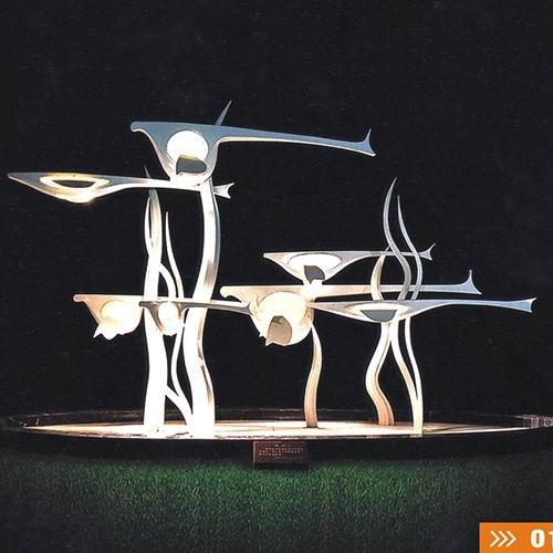 灯光雕塑-460-S-299