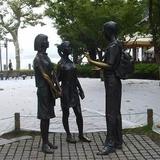 铜雕塑 -kS-819