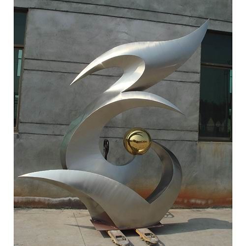 不锈钢雕塑-299-S-2048