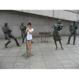 人物雕塑-95 -S-795