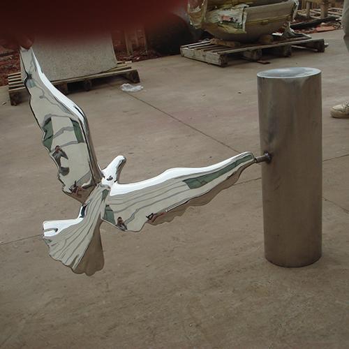 不锈钢雕塑 KS-2003