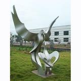 不锈钢雕塑-6 -S-370