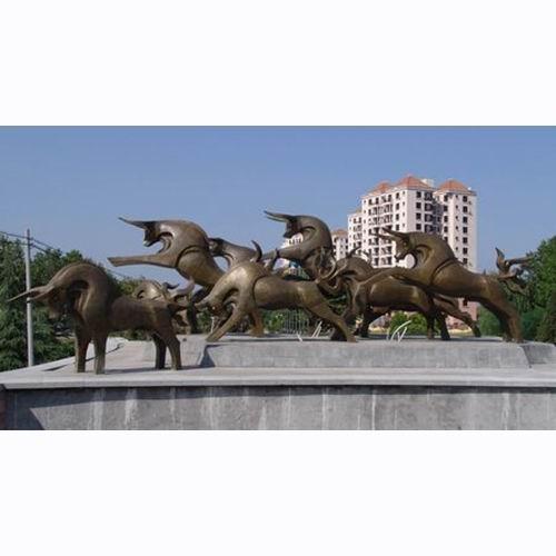 铜雕塑-195-S-847