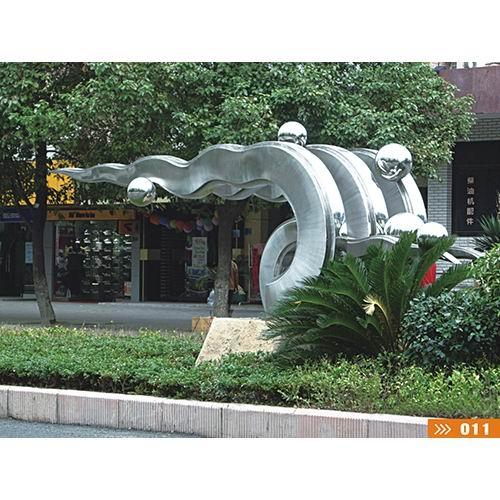 不锈钢雕塑 KS-293