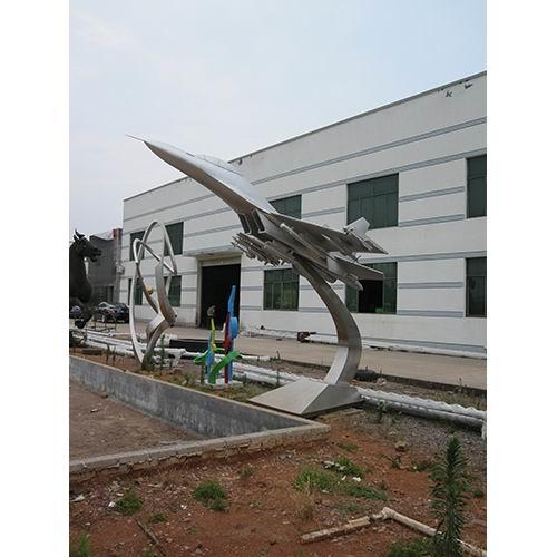 不锈钢雕塑 KS-2013