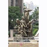铜雕塑-66 -S-718