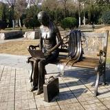 铜雕塑 -kS-818