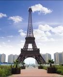 巴基斯坦城市雕塑《埃菲尔铁塔》