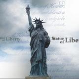 巴基斯坦城市雕塑《自由女神》