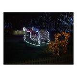 圣诞街景装饰雕塑-31
