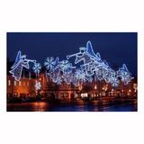 圣诞街景装饰雕塑-28