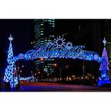圣诞街景装饰雕塑-33