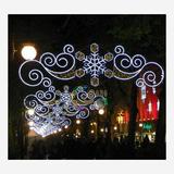 圣诞街景装饰雕塑-10