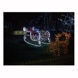 圣诞街景装饰雕塑-23