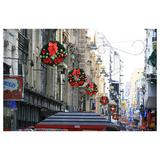 圣诞街景装饰雕塑-32