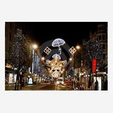 圣诞街景装饰雕塑-3