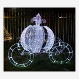 圣诞街景装饰雕塑-7