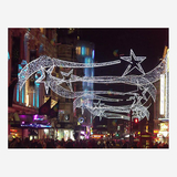 圣诞街景装饰雕塑-6