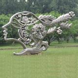 不锈钢雕塑-7
