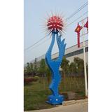 灯光雕塑-441
