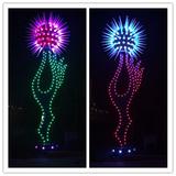 灯光雕塑-442