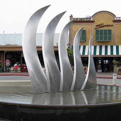 不锈钢雕塑-5-